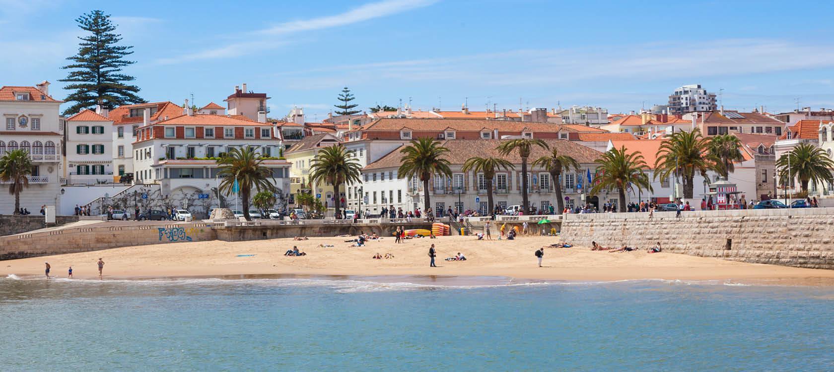 Lissabonkystens skønne riviera Cascais