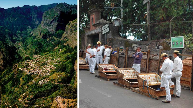 Madeira Til Saerpris Kulturrejser Europa