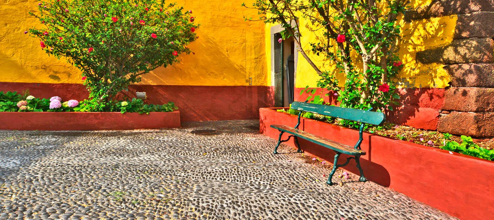 Rejs til Madeira med Kulturrejser Europa
