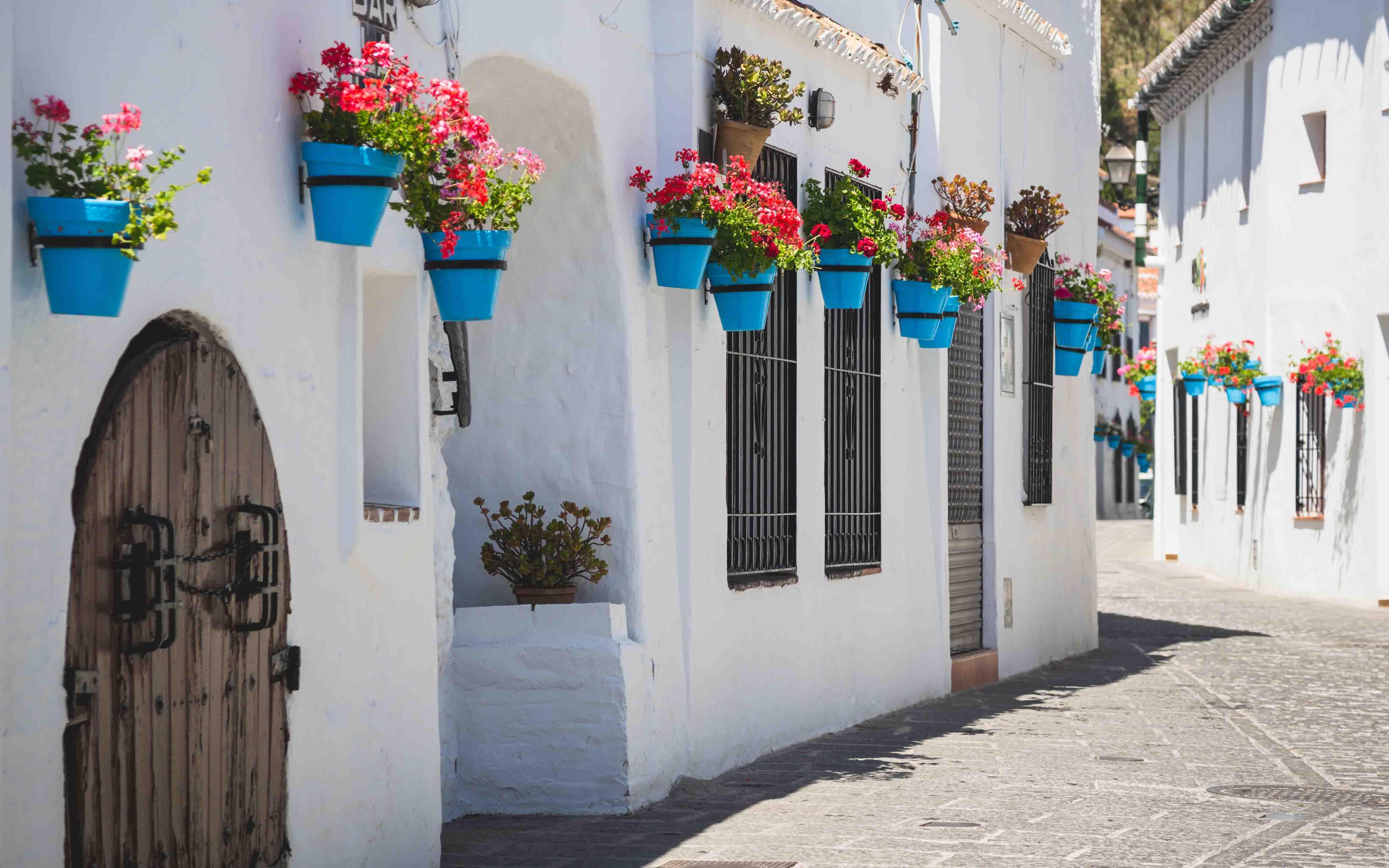 Rejser til Andalusien