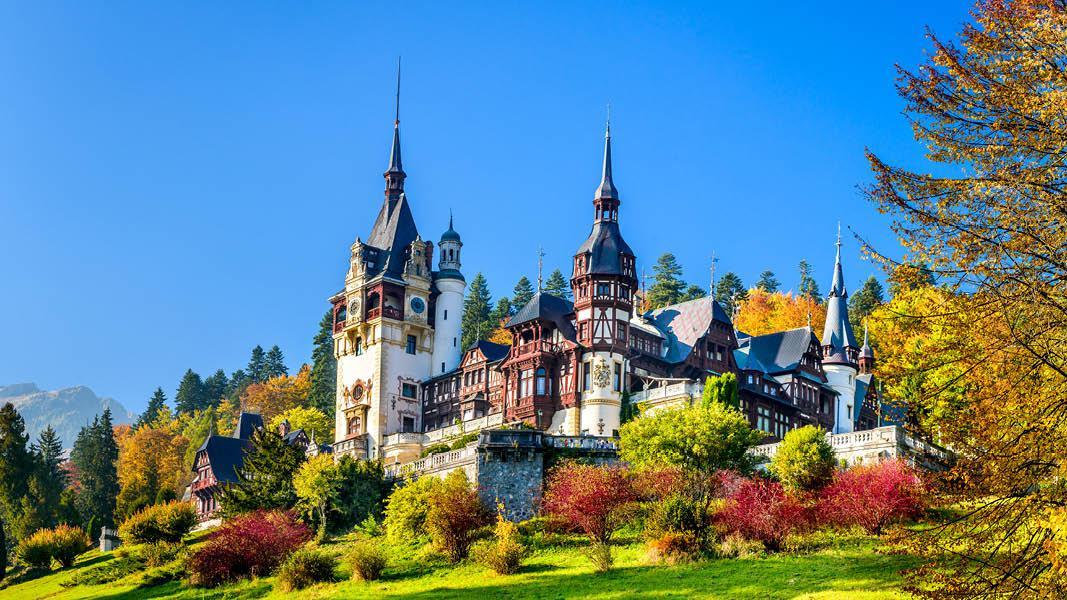 Peles Castle, Rumænien