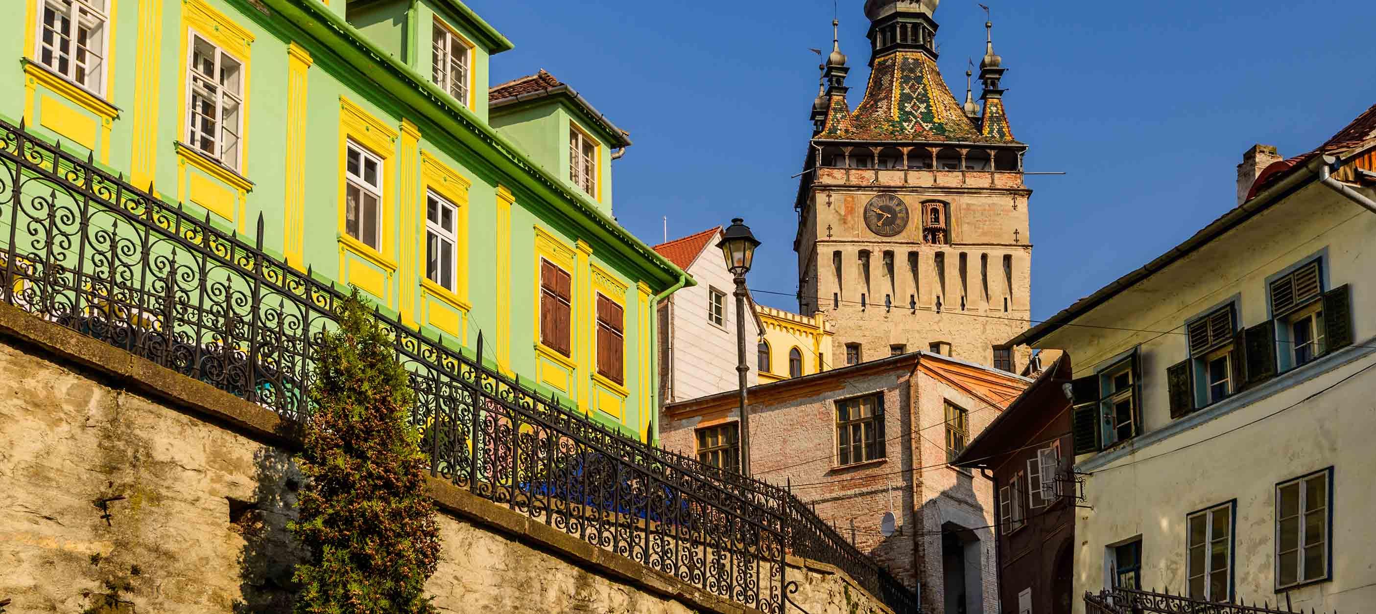 Rejs til Rumænien med Kulturrejser Europa