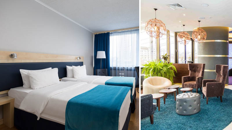 v�relse Saint Petersburg Hotel Rusland