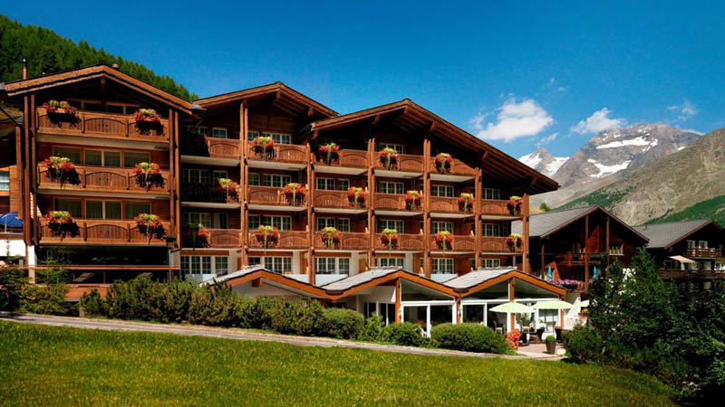 Hotel Schweizerhof - Saas Fee