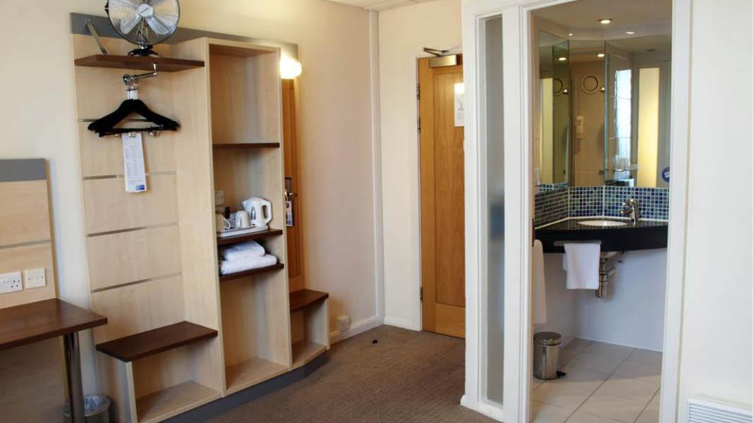 Hotelv�relse i Edinburgh