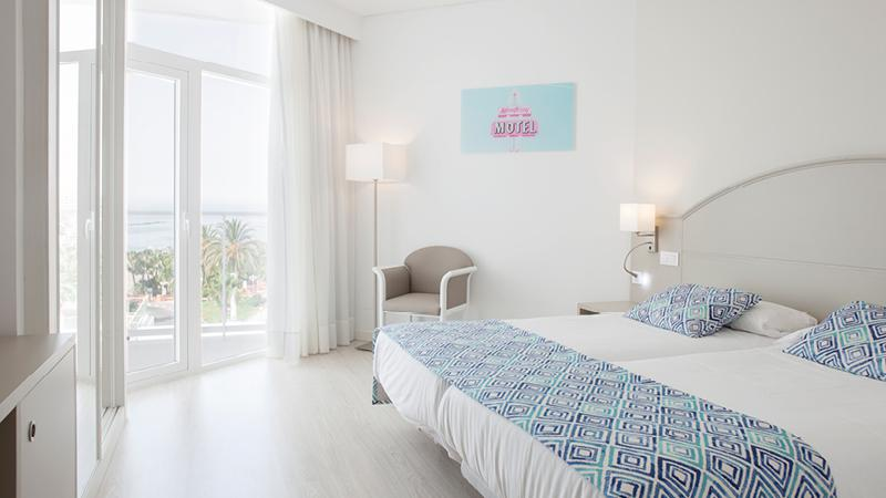 Hotelv�relse i Andalusien Hotel Ibersol alay