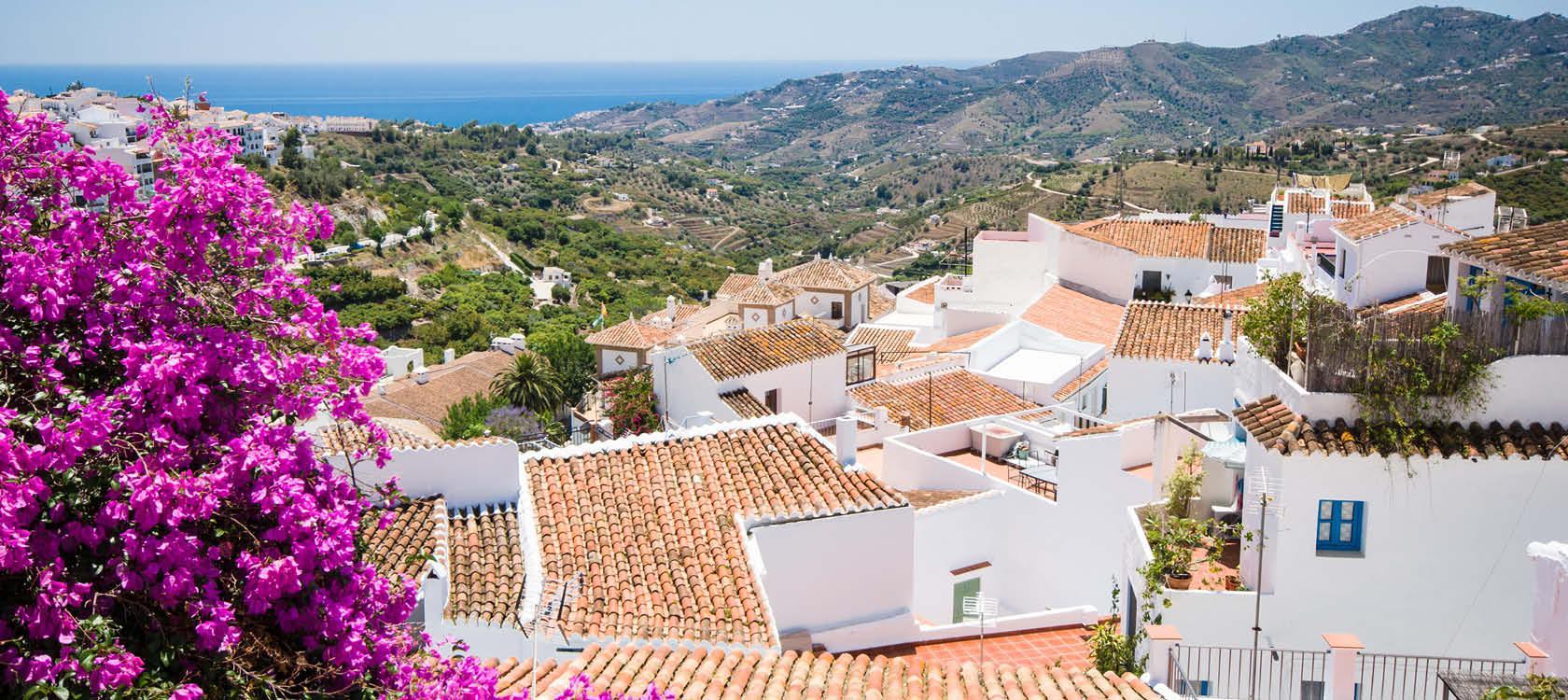 Charmerende Andalusien, Spanien
