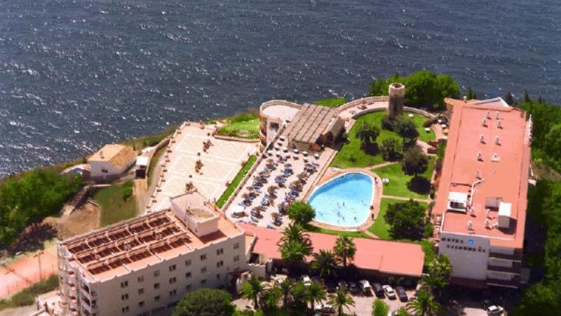 Best Western Hotel Salobreña set fra oven