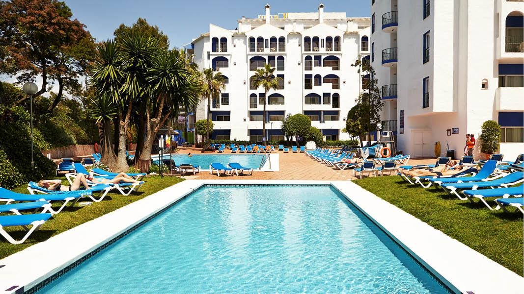 Hotel Pyr Marbella, Andalusien, udend�rs pool