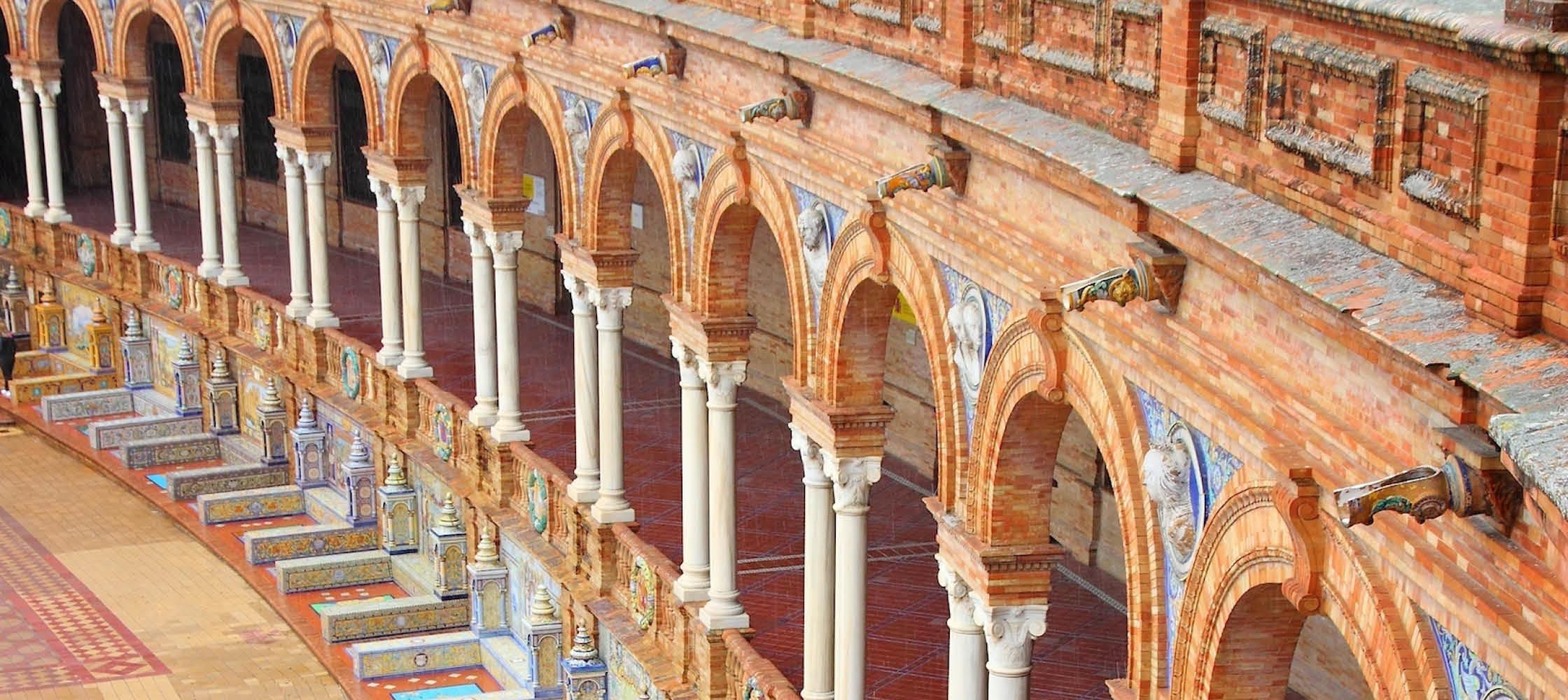 Rejs til det klassiske Andalusien, Spanien med Kulturrejser Europa