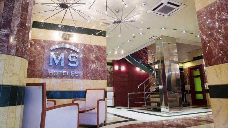 Hotel MS Maestranza Malaga spanien