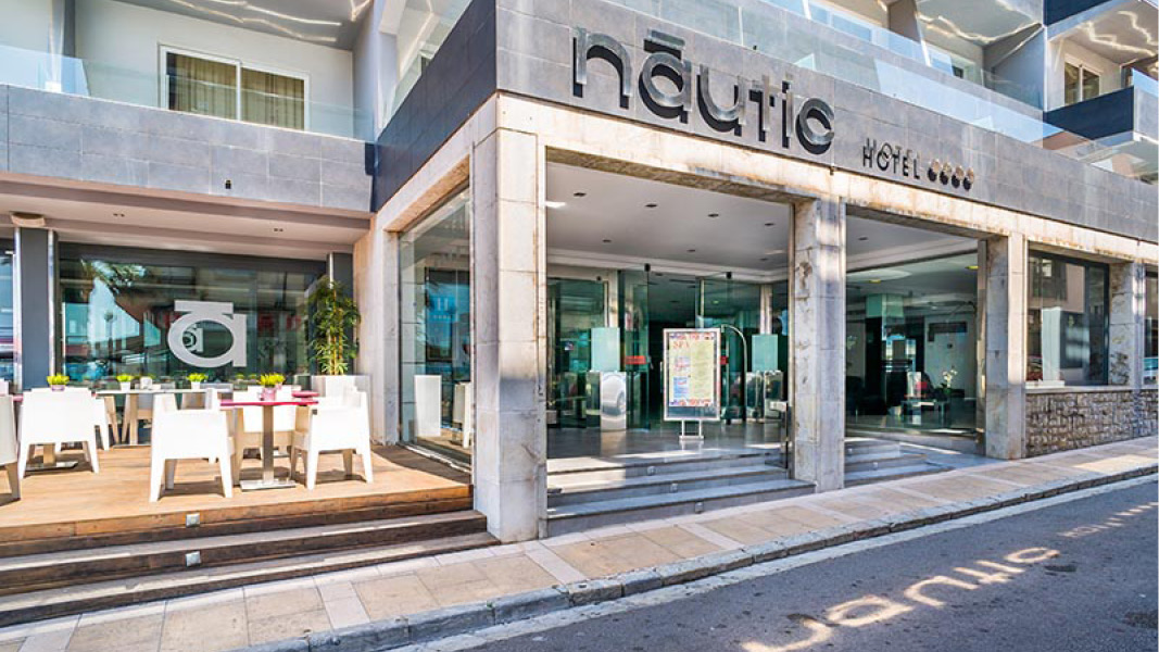 Nautic hotel and spa udefra mallorca spanien