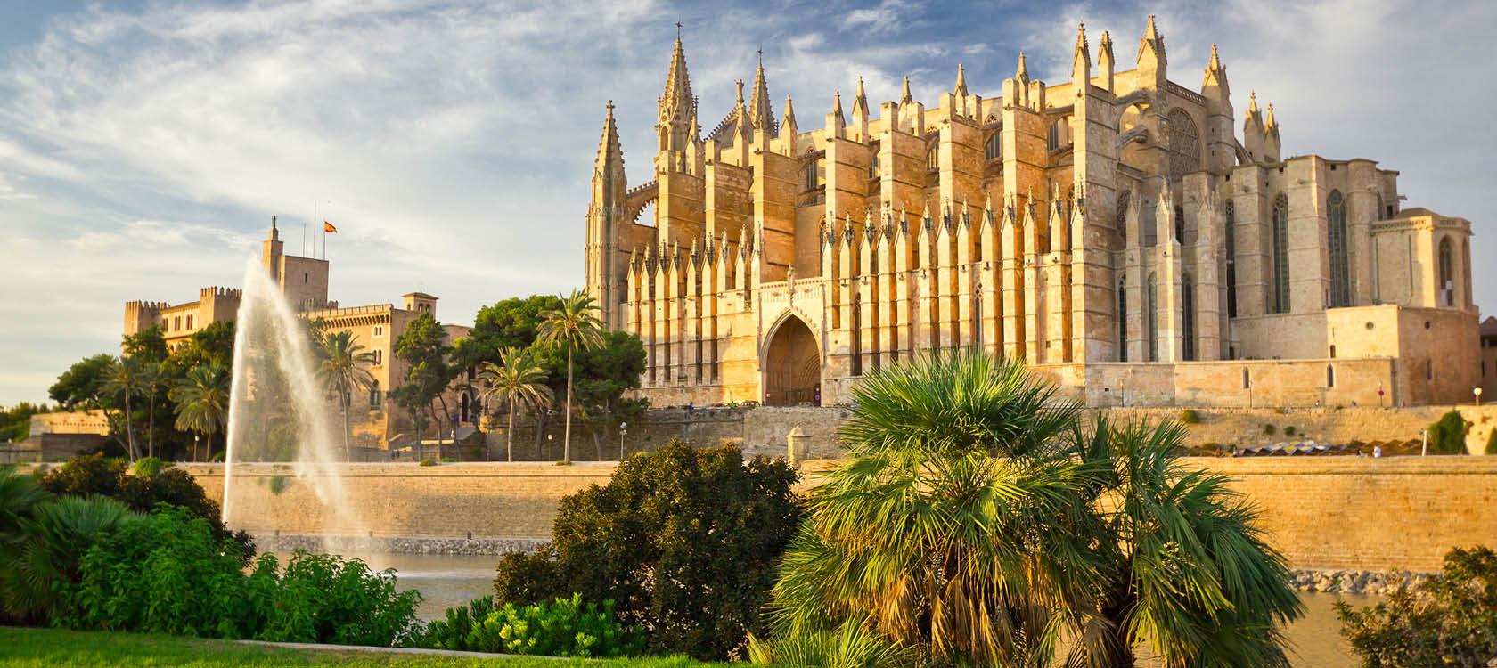 Katedralen, Palma på Mallorca