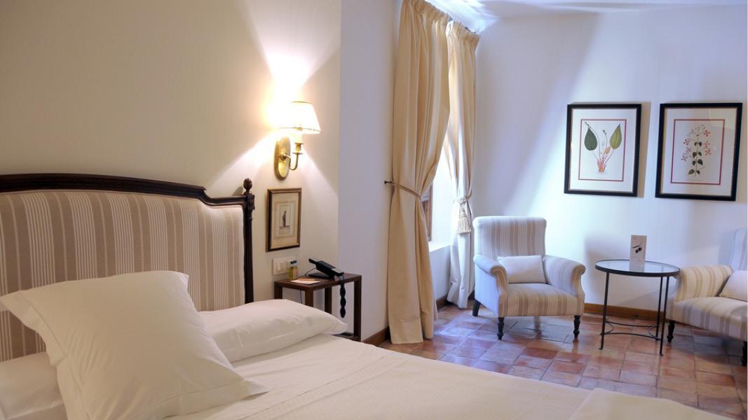 værelse på Hotel De La Luna spanien