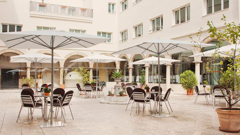 TRH Ciudad de Baeza Hotel
