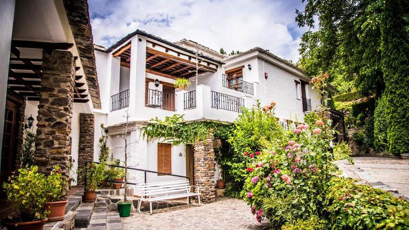 Hotel Finca los Llanos Spanien