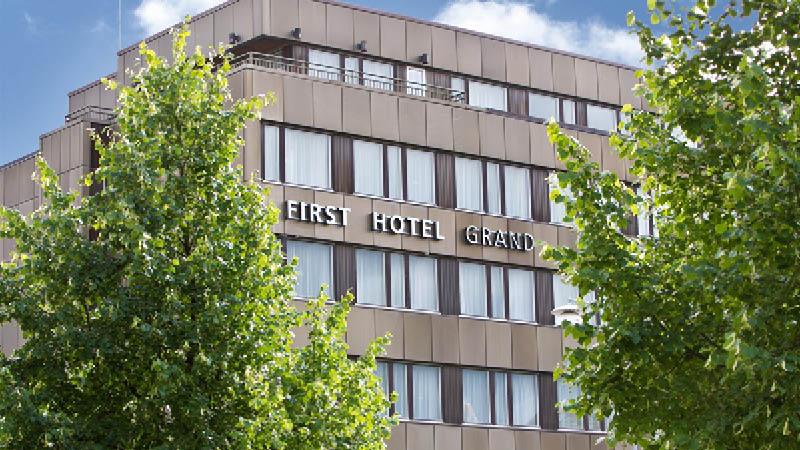 First Hotel Grand, Falun, Sverige