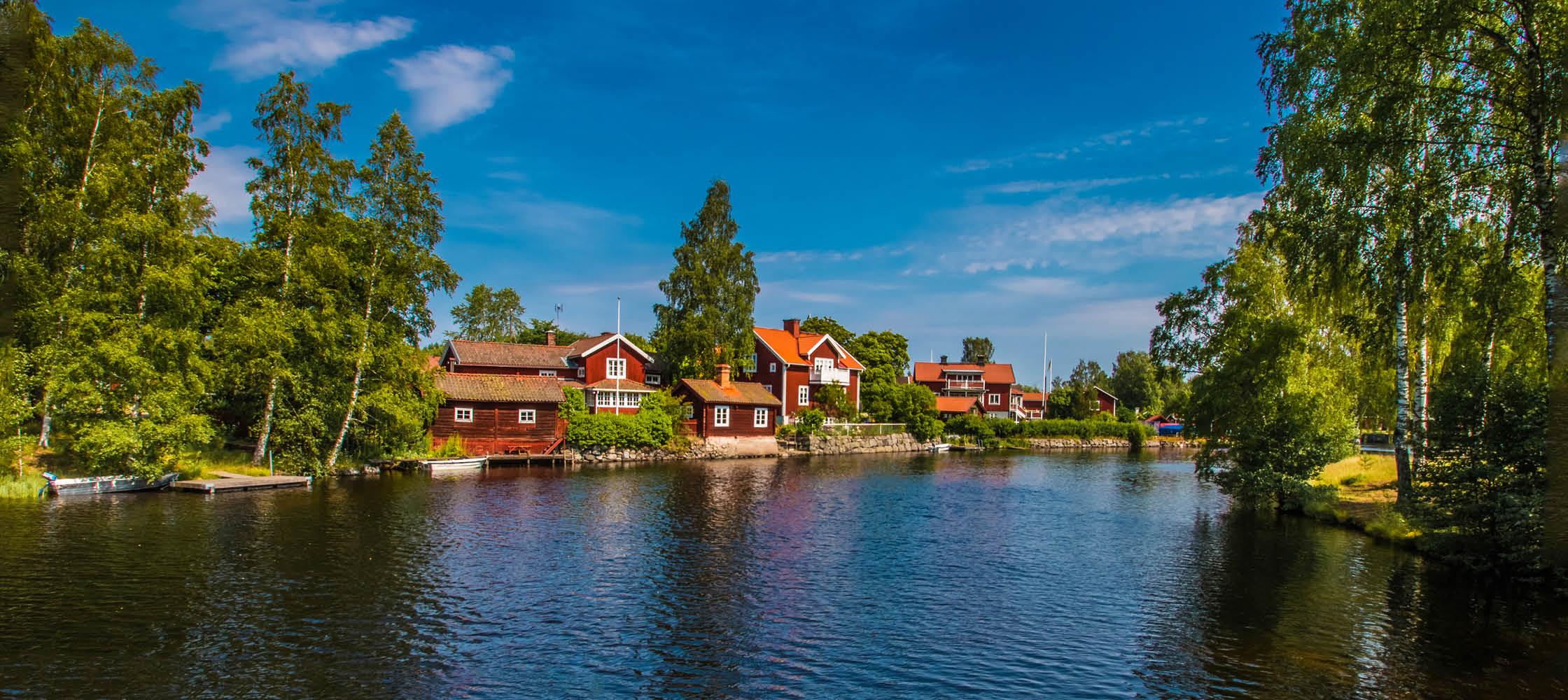 Stockholm og Dalarna, Sverige