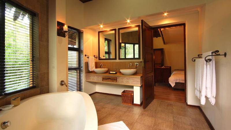 V�relse p� Hotel Ivory Tree Game Lodge