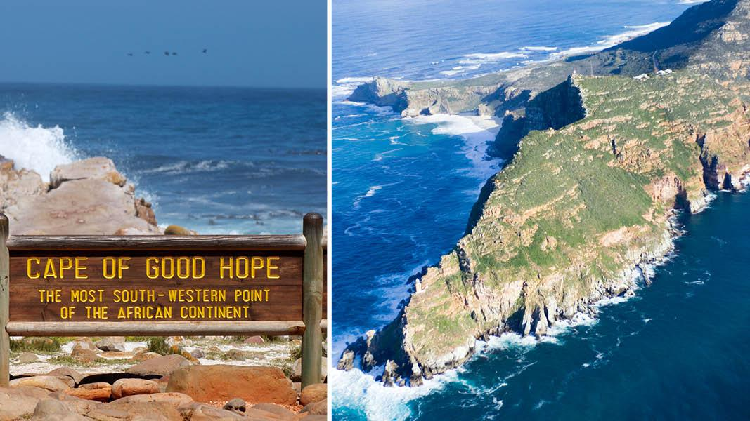 Cape good hope, Sydafrika