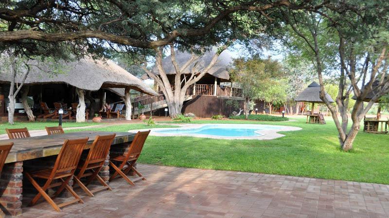 Temba Safari Sydafrika