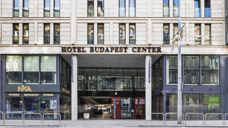 Eurostars Budapest Center ungarn