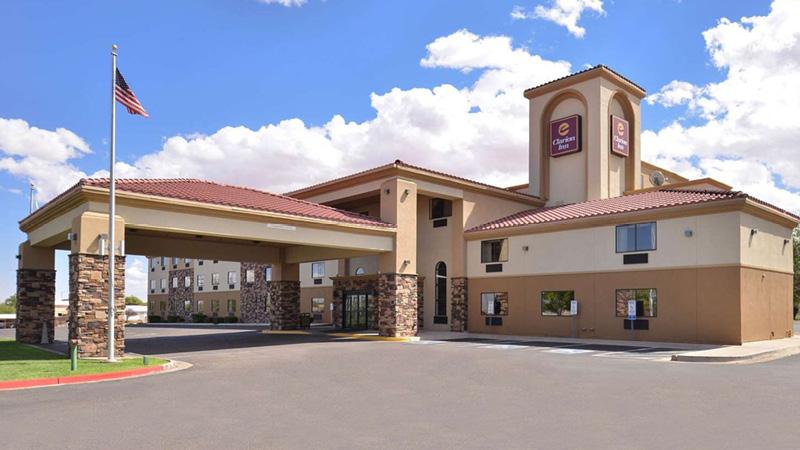 Clarion Inn, USA set udefra