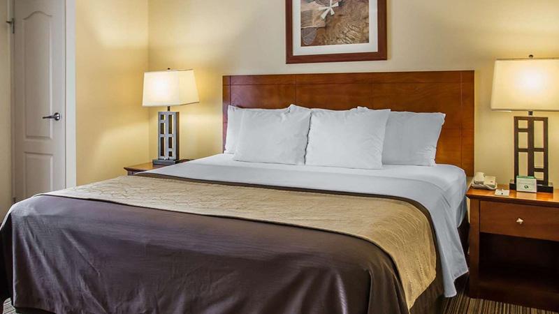 Dobbeltværelse på Comfort Inn Cockatoo, USA