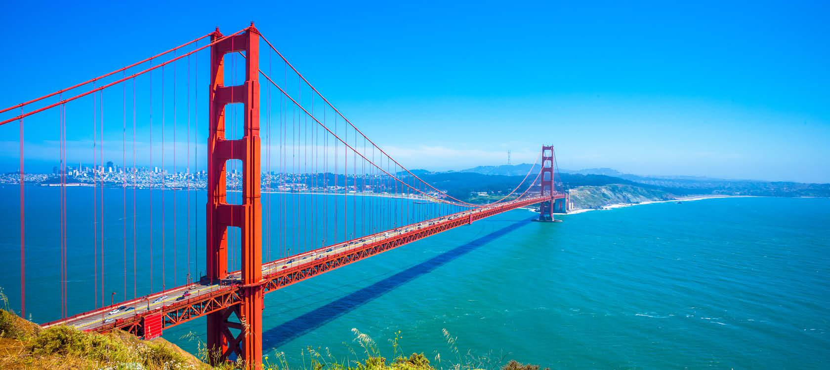 Golden Gate broen i San Francisco
