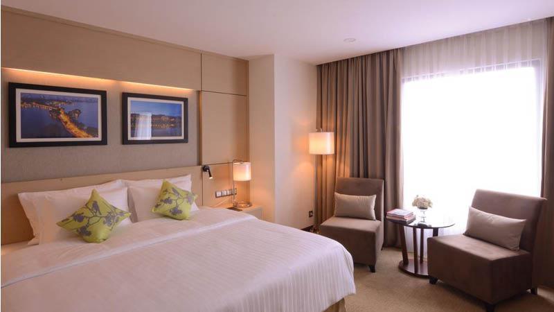 the ann hotel værelse
