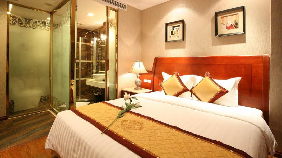 Classic værelse på Tirant Hotel