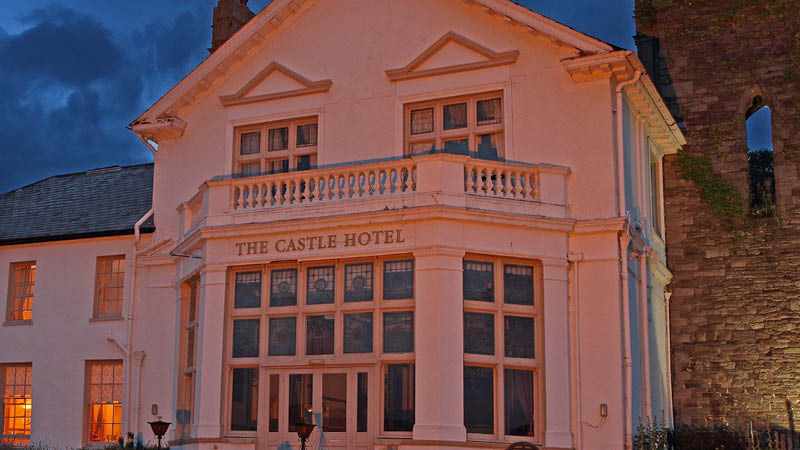 The Castle Of Brecon Hotel wales