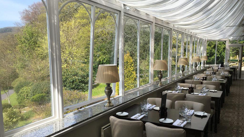 restaurant p� The Royal Victoria Hotel Snowdonia